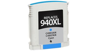 HP940XL C4907AN ---CYAN (Item#1775)... (INK REFILL)